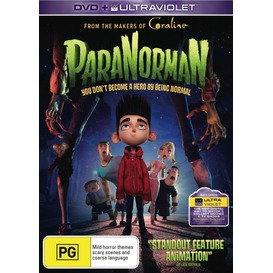 Paranorman-DVD on sale