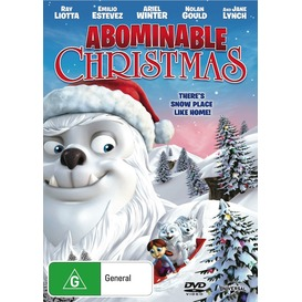 Abominable-Christmas-DVD on sale