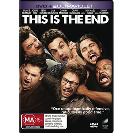 This-Is-The-End-DVD on sale