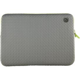 13-Notebook-Sleeve-GreyGreen on sale