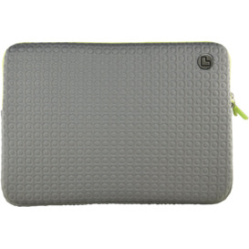 13-Notebook-Sleeve-GreyGreen on sale