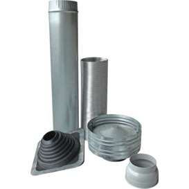 Rangehood-Ducting-Kit-For-Metal-Roof on sale