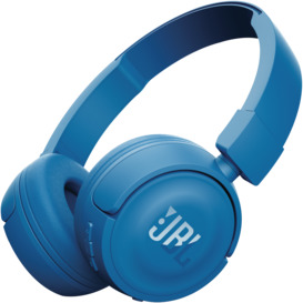 T450-BT-On-Ear-Headphones-Blue on sale