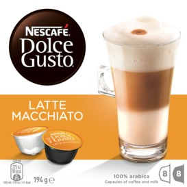 Latte-Macchiato-Pods on sale