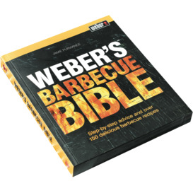 Weber-Barbecue-Bible on sale