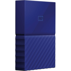 4TB-My-Passport-Portable-HDD-Blue on sale