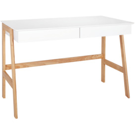 Montana-Office-Desk-White-Oak on sale