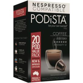 Intenso-Coffee-Pod-20pk on sale