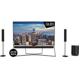 85216cm-QLED-UHD-Smart-TV on sale