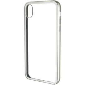 iPhone-Xs-X-Tempered-Glass-Case-White on sale