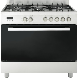 90cm-Dual-Fuel-Upright-Cooker on sale