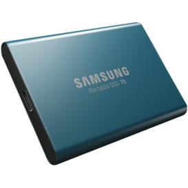 500GB-USB-3.1-Type-C-Portable-SSD-Blue on sale
