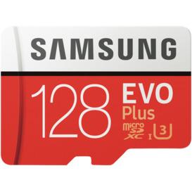 128GB-EvoPlus-Micro-SDXC-Memory-Card on sale