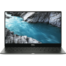 XPS-13-Silver-Laptop- on sale