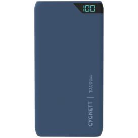 ChargeUp-10000-mAh-Dual-USB-Powerbank-Navy on sale