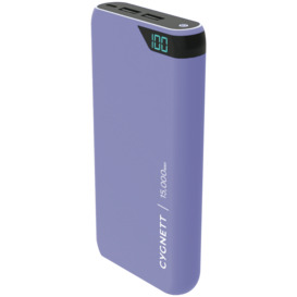 ChargeUp-15000-mAh-Dual-USB-Powerbank-Lilac on sale