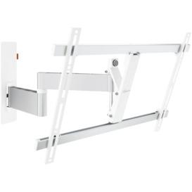 Full-Motion-TV-Wall-Bracket-Lge-40-65-White on sale