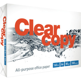 Clearcopy-A4-80gsm-Laser-Photocopy-Paper on sale
