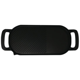 Kitchen-Accessory-Cast-Iron-Griddle-Plate on sale