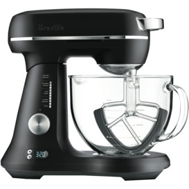 the-Bakery-Boss-Stand-Mixer-Black-Truffle on sale