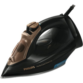 PerfectCare-PowerLife-Black-Steam-Iron on sale