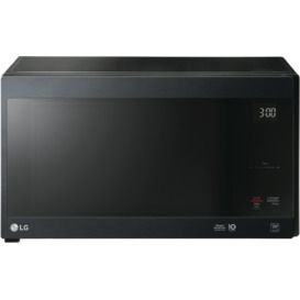 NeoChef-42L-1200W-Matte-Black-Stainless-Steel-Microwave on sale