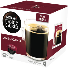 Americano-Coffee-Capsule on sale