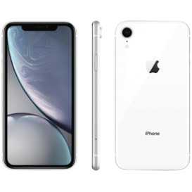 iPhone-XR-256GB-White on sale