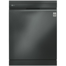 QuadWash-Matte-Black-Stainless-Steel-Dishwasher on sale
