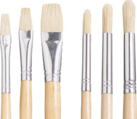 OfficeMax-2160-Series-Flat-Round-Brushes on sale