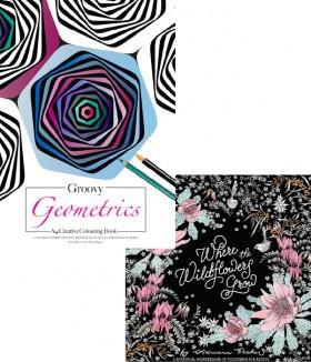 Creative-Colouring-Books on sale