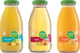 Spring-Valley-Fruit-Juices on sale