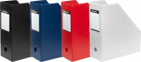 OfficeMax-PVC-Magazine-Holders on sale