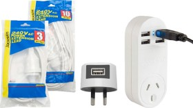 Extension-Cords-Electrical-Adaptors on sale