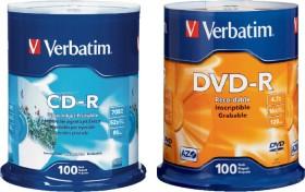 Verbatim-Blank-CDs-DVDs on sale