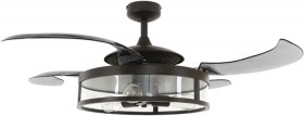 Fanaway-Classic-121cm-Retractable-4-Blade-Fan-with-Light on sale