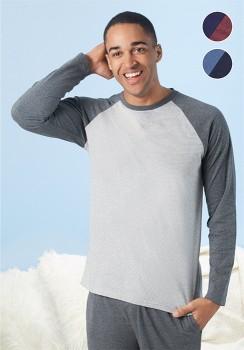 Mens-Knit-PJ-Set on sale