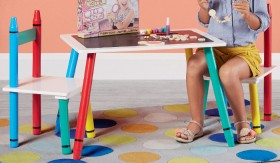 Childrens-Table-and-Chairs-Set on sale