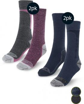Hiking-Socks-2pk on sale