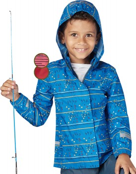 Kids-RainMud-Jacket on sale