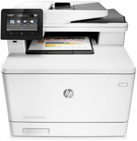 HP-Colour-LaserJet-Pro-M477fnw-Multifunction-Printer-CF377A on sale