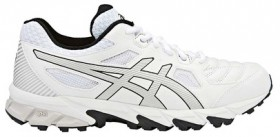 Asics-Mens-Gel-Trigger-12-Runners-WhiteBlack on sale