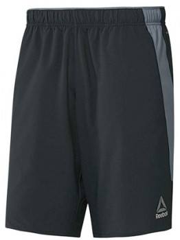 Reebok-Mens-Workout-Ready-Woven-Shorts on sale