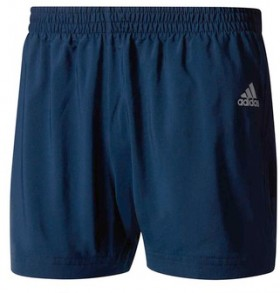 adidas-Mens-5-Run-Shorts-Navy on sale