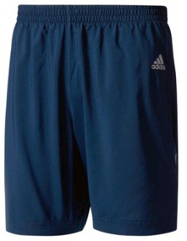 adidas-Mens-7-Run-Shorts-Navy on sale