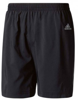 adidas-Mens-7-Run-Shorts-Black on sale