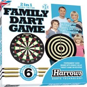 Harrows-Family-Dart-Game on sale
