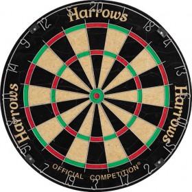 Harrows-Official-Competition-Bristle-Dartboard on sale