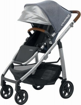 UPPAbaby-Cruz-2017-Blue-Marl-Gregory on sale