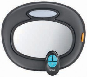 Brica-Night-Light-Baby-In-Sight-Mirror on sale